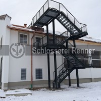 Fluchttreppe Albführen Stahl Schlosser (2)