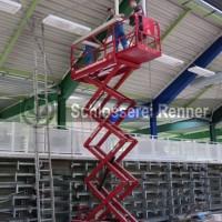 Sporthalle Lorch Schlosserarbeiten (1)
