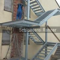 Fluchttreppe Wertingen6