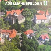 Heimatbuch Adelmannsfelden Titel